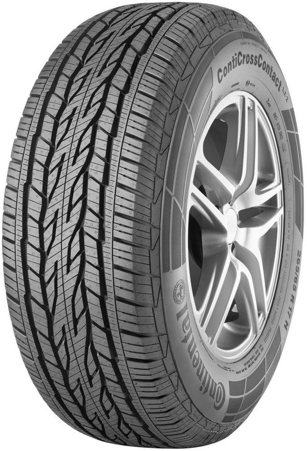 Continental Cross Contact Lx 2   / 255 / 55 / R18 / 109H / summer / 200916
