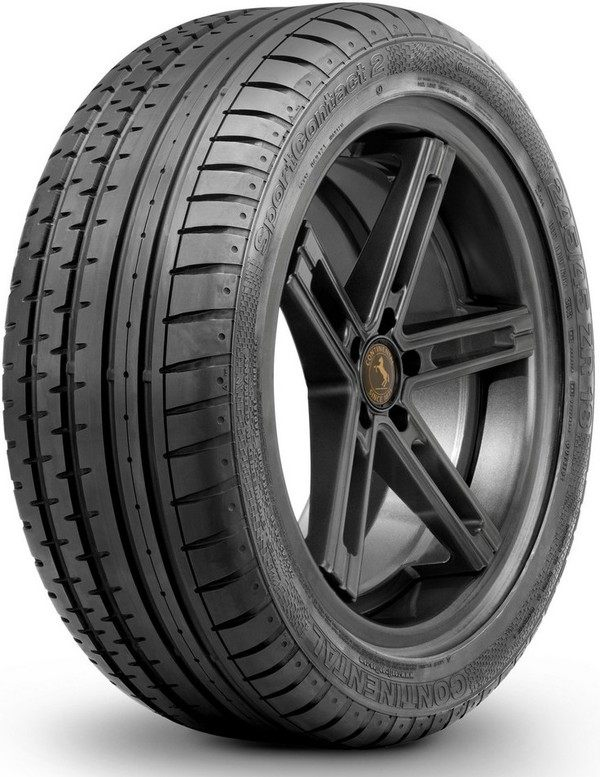 Continental Sport Contact 2  Ao / 265 / 35 / R19 / 98Y / summer / 201090