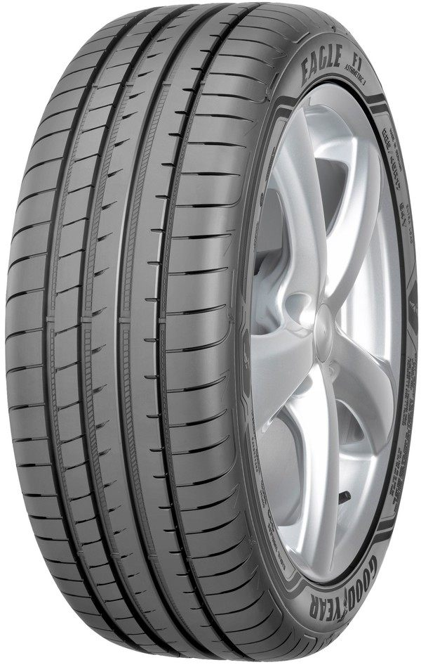 Goodyear Eagle F1 Asymmetric 3  *Moe / 275 / 35 / R19 / 100Y / summer / 201142