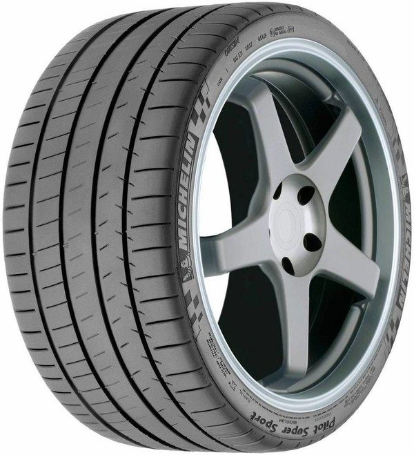 Michelin Pilot Super Sport   / 275 / 40 / R19 / 105Y / summer / 201153
