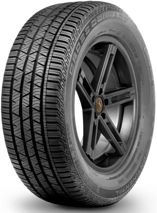 Continental Cross Contact Lx Sport / 275 / 45 / R21 / 107H / summer / 201229