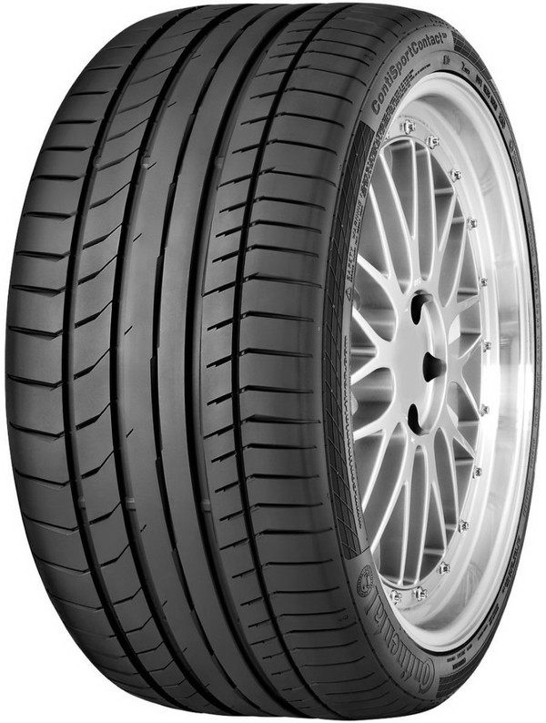 Continental Sport Contact 5P  Mo / 285 / 40 / R22 / 106Y / summer / 201306