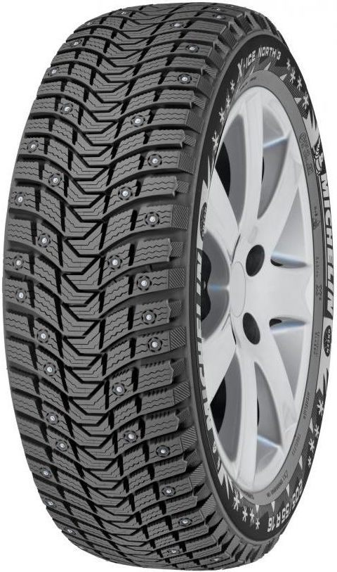 MICHELIN X-ICE NORTH 3 DEMO / 205 / 65 / R15 / 99T / winter / 100105
