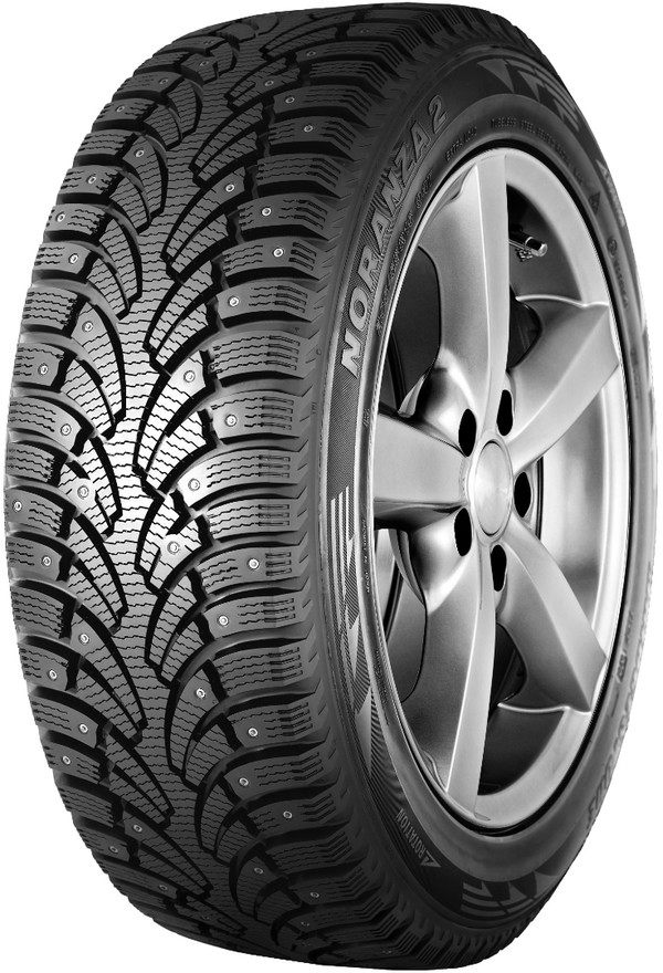 Bridgestone Noranza 2 Evo   / 215 / 55 / R16 / 97T / winter / 100158