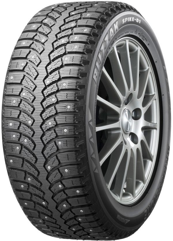 Bridgestone Blizzak Spike 01   / 225 / 55 / R17 / 100T / winter / 100315