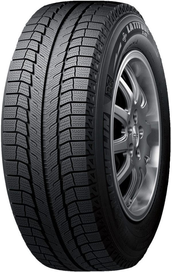 MICHELIN LATITUDE X-ICE 2  / 235 / 60 / R17 / 102T / winter / 100440