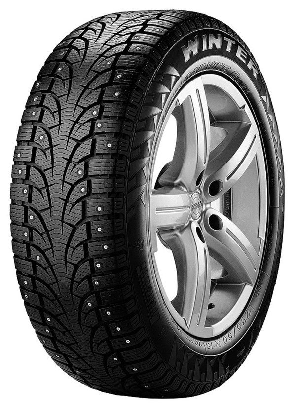 PIRELLI WINTER CARVING EDGE  / 235 / 60 / R17 / 106T / winter / 100442