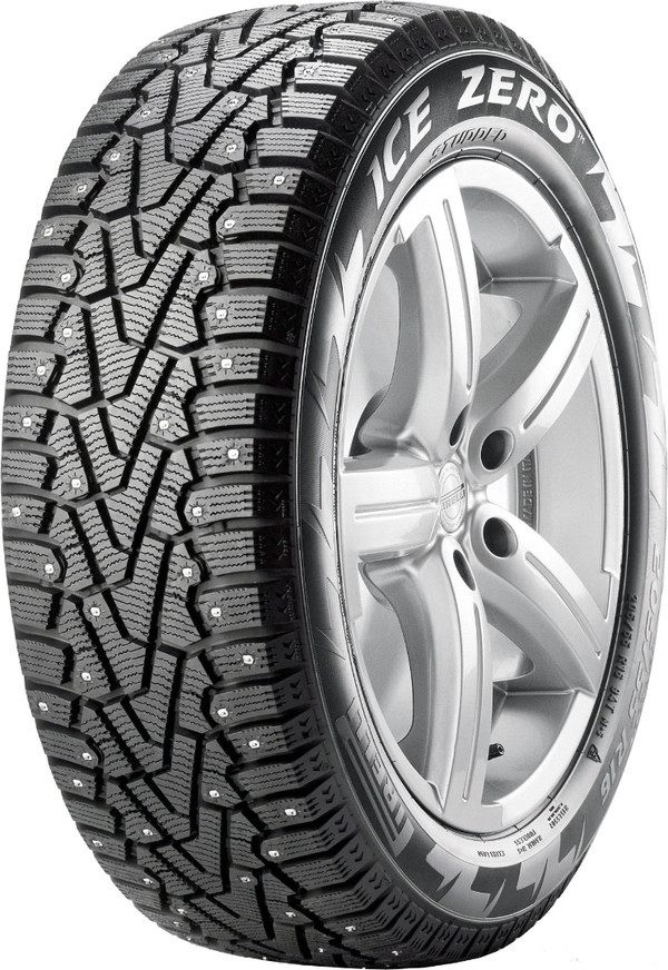 PIRELLI WINTER ICE ZERO  / 235 / 65 / R17 / 108T / winter / 100455