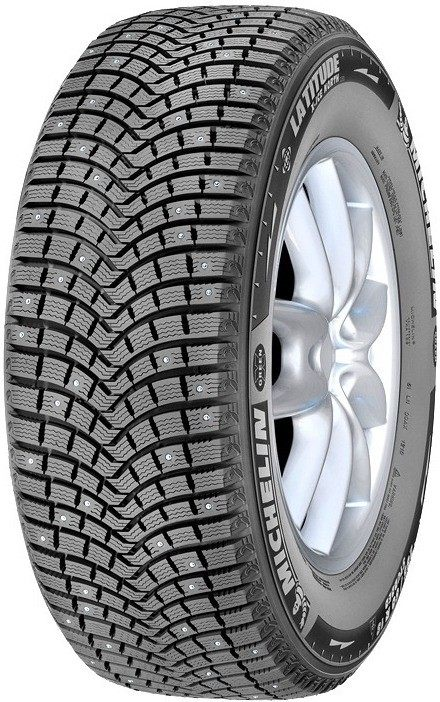 MICHELIN LATITUDE X-ICE NORTH 2+  / 235 / 65 / R18 / 110T / winter / 100497