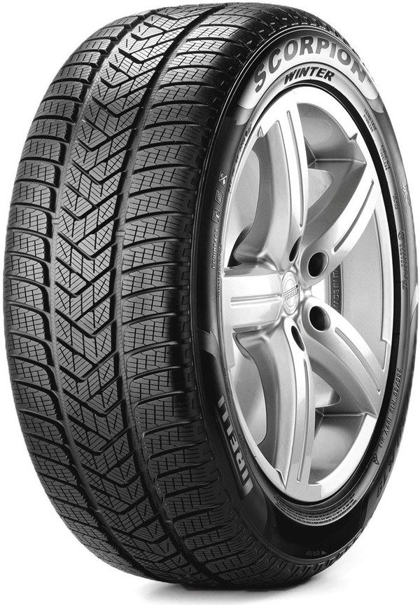 PIRELLI SCORPION WINTER N0 / 255 / 55 / R18 / 105V / winter / 100613