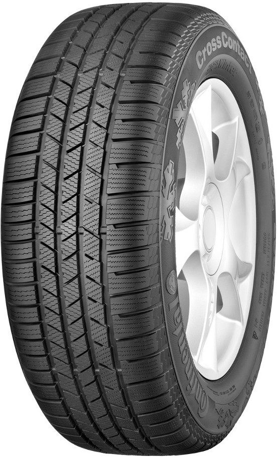 Continental Cross Contact Winter   / 255 / 55 / R19 / 111V / winter / 100646