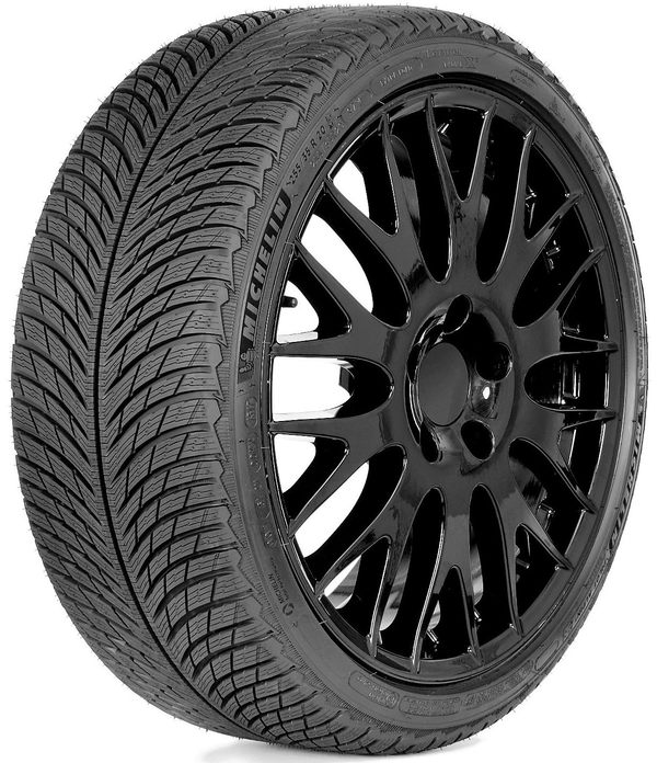 MICHELIN PILOT ALPIN PA5 MO / 275 / 35 / R19 / 100V / winter / 100706