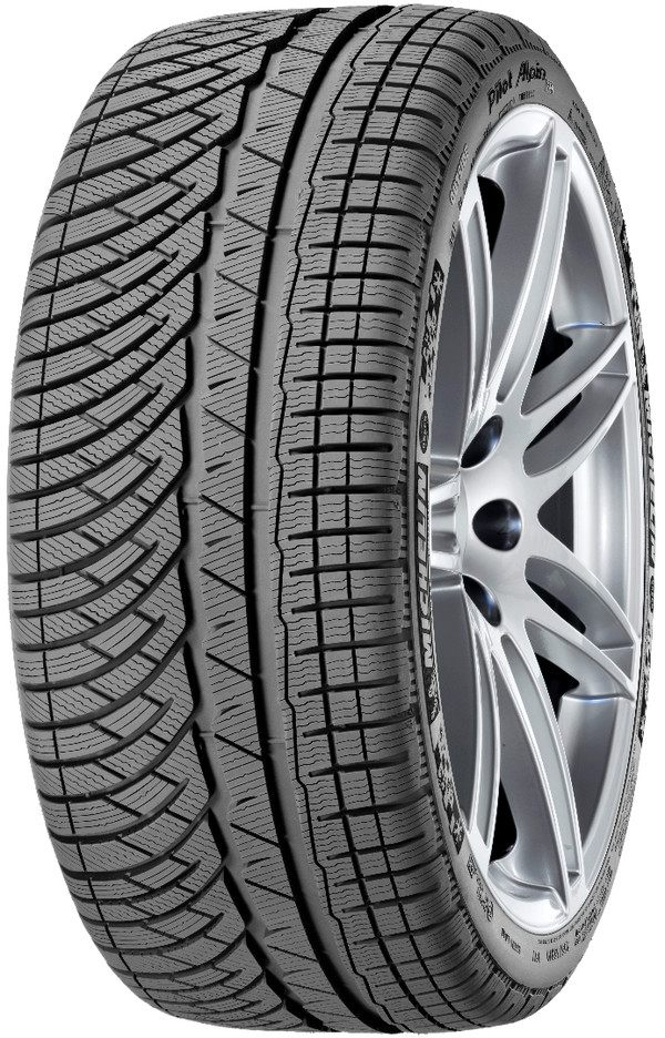 MICHELIN PILOT ALPIN PA4  EL / 275 / 35 / R19 / 100W / winter / 100707