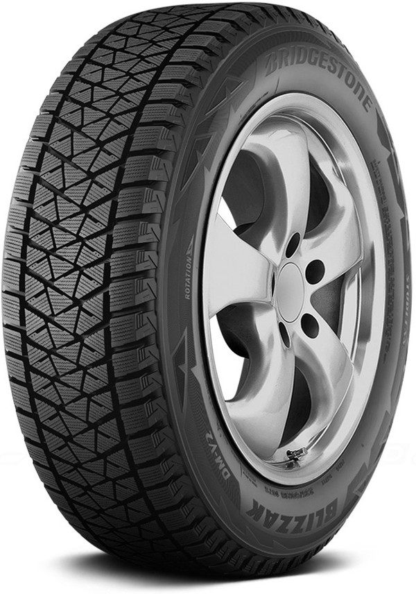 BRIDGESTONE BLIZZAK DM-V2  / 285 / 45 / R22 / 110T / winter / 100772
