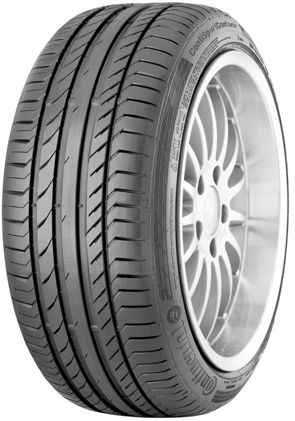 Continental Sport Contact 5 / 235 / 45 / R17 / 94Y / summer / 201397