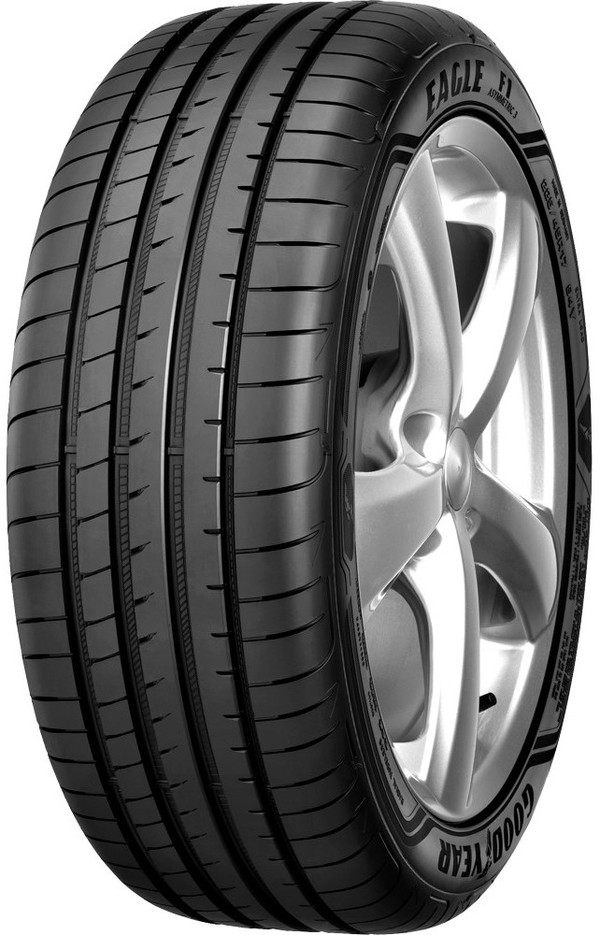 Goodyear Eagle F1 Asymmetric 3 / 245 / 40 / R19 / 98Y / summer / 201410