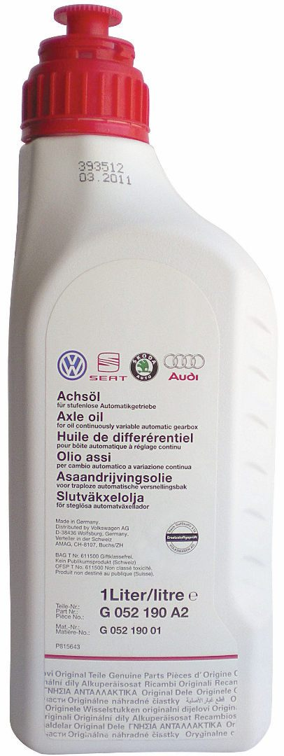 Vag Gear Oil / 75W-90 1L / 300064