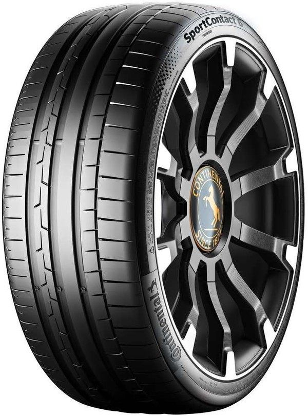 Continental Sport Contact 6 Contisilent / 285 / 45 / R21 / 113Y / summer / 201485