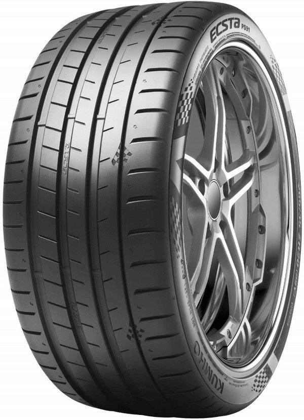 Kumho Ecsta Ps91   / 275 / 40 / R18 / 103Y / summer / 201500