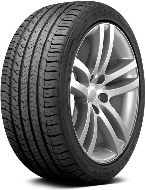 Goodyear Eagle Sport All Season / 285 / 45 / R21 / 112H / summer / 201517