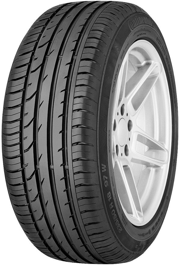 Continental Premium Contact 2   / 215 / 55 / R17 / 94W / summer / 200301