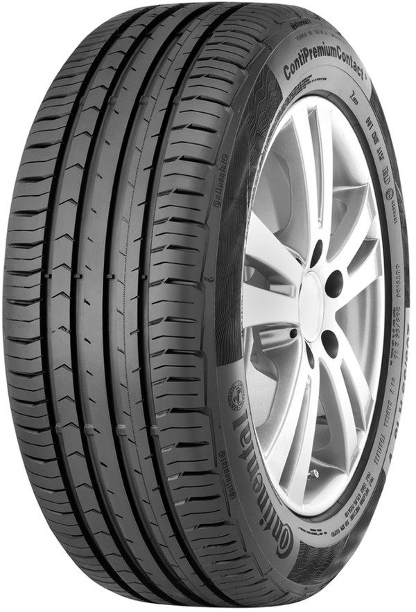 Continental Premium Contact 5   / 215 / 55 / R17 / 94W / summer / 200302