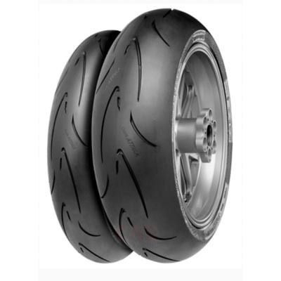 Continental Contiraceattack  Comp Endurance / Street_Racing / 160 / 60 / ZR17 / 69W / 400915