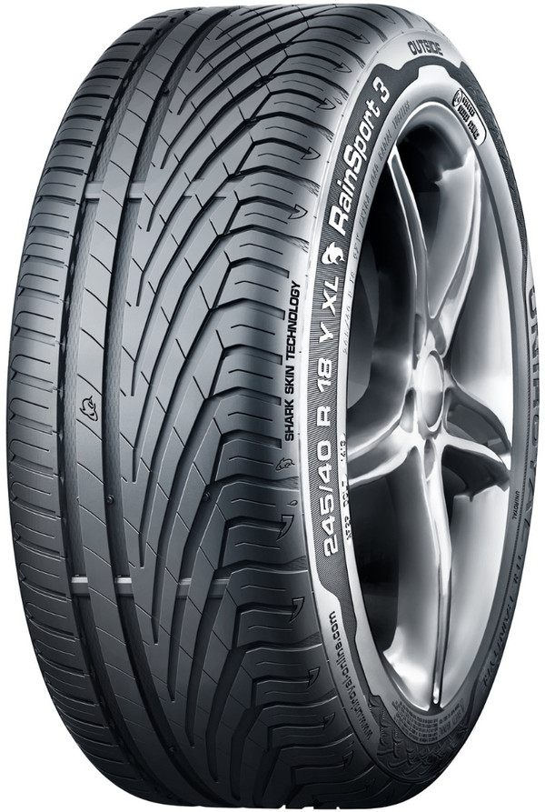 Uniroyal Rainsport 3   / 235 / 50 / R18 / 97V / summer / 200666