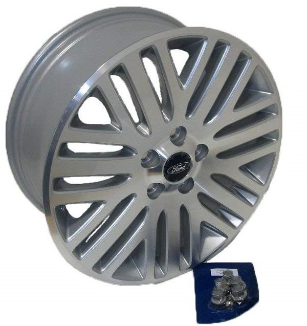 Ford  / 17 / 5X108 / 7.5 / ET55 / DIA63.4 / SILVER / 500019