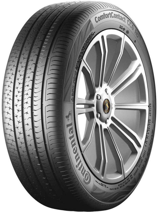 CONTINENTAL COMFORT CONTACT 6   / 245 / 45 / R18 / 96W / summer / 201631