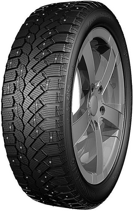 CONTINENTAL ICE CONTACT BD   / 215 / 55 / R17 / 98T / winter / 100820