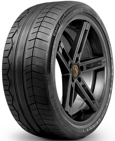 CONTINENTAL ContiForceContact J / 255 / 35 / R20 / 97Y / summer / 201662