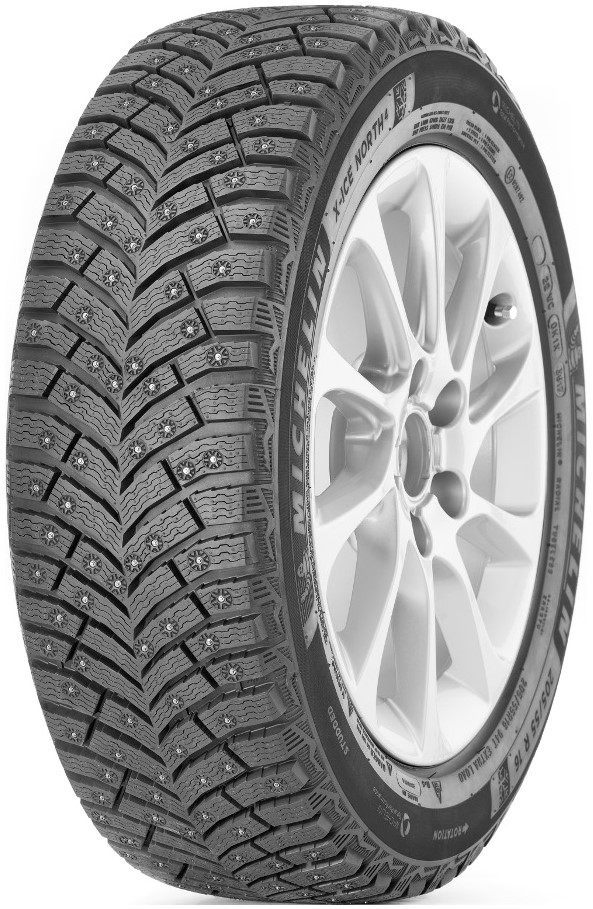 MICHELIN X-ICE NORTH 4 XL  / 185 / 65 / R15 / 92T / winter / 100945