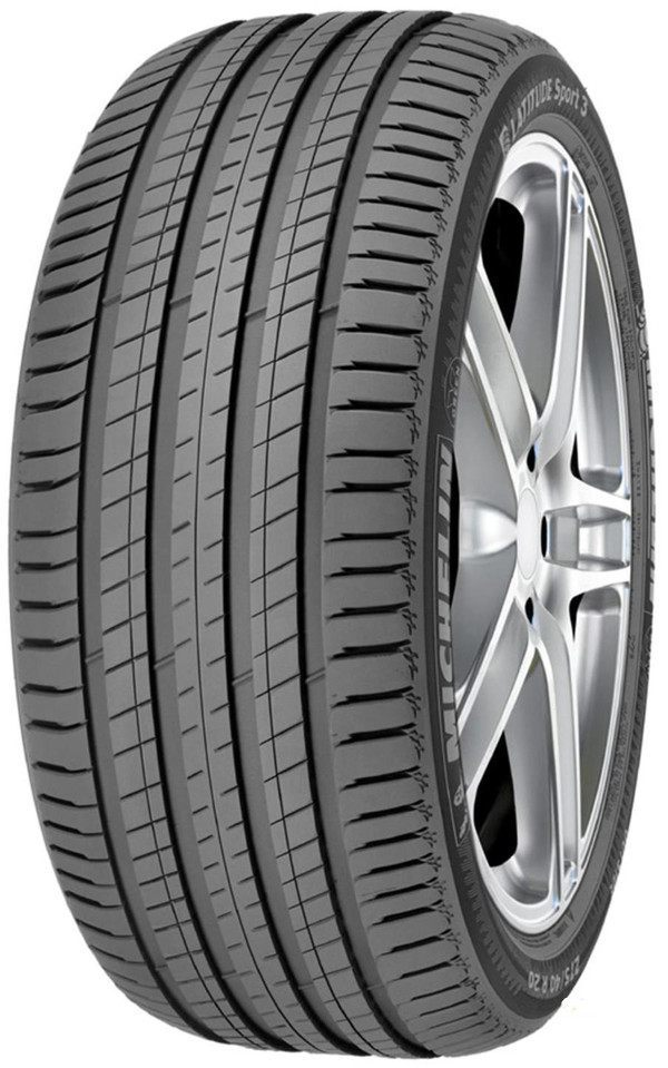 MICHELIN LATITUDE SPORT 3 N0 / 275 / 50 / R19 / 112Y / summer / 201664