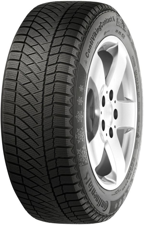 CONTINENTAL VIKING CONTACT 6  / 185 / 60 / R14 / 82T / winter / 100991
