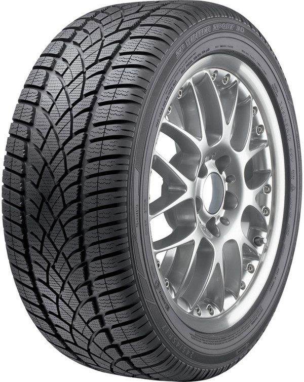 DUNLOP SP WINTER SPORT 3D  / 275 / 35 / R21 / 103W / winter / 101002