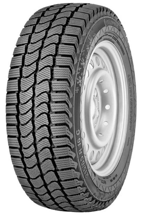 CONTINENTAL VANCO VIKING CONTACT 2  / 225 / 75 / R16C / 121N / winter / 101087
