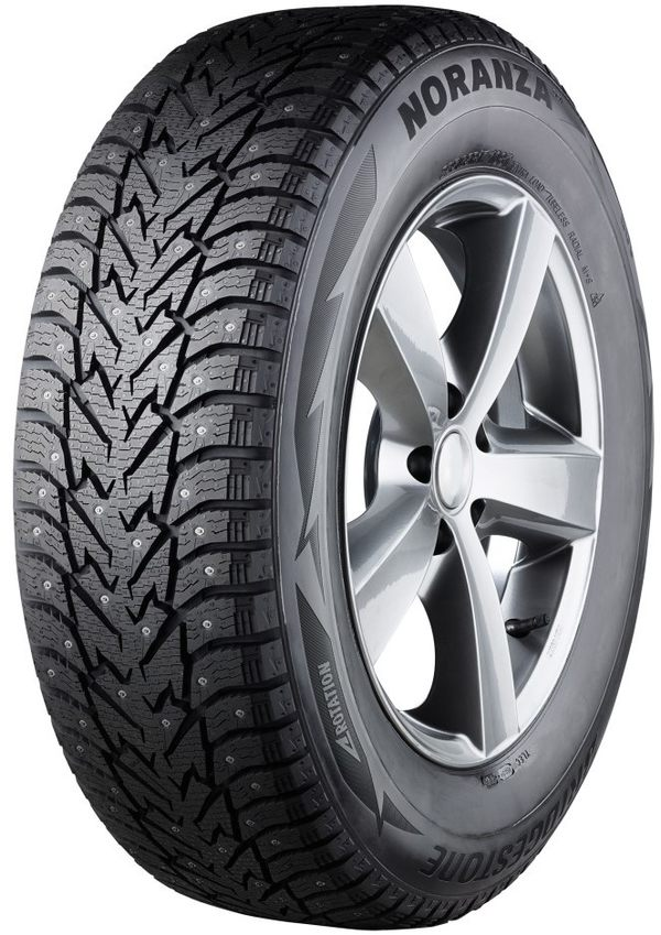 BRIDGESTONE NORANZA 001  / 205 / 60 / R16 / 96T / winter / 101182