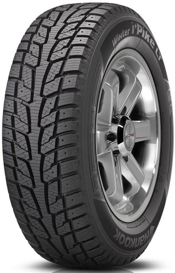 HANKOOK i*Pike LT RW09  / 225 / 75 / R16C / 121R / winter / 101229