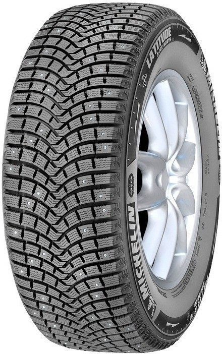 MICHELIN LATITUDE X-ICE NORTH 2  / 275 / 40 / R20 / 106T / winter / 101232