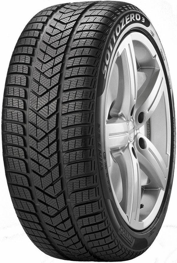 PIRELLI WINTER SOTTOZERO 3 RO1 / 255 / 40 / R19 / 100V / winter / 101236