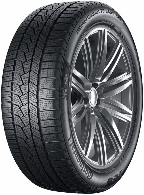 CONTINENTAL TS 860 S N0 / 275 / 40 / R21 / 107V / winter / 101246