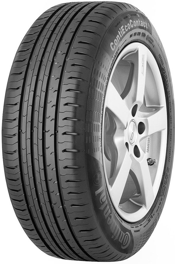 Continental Eco Contact 5 / 165 / 70 / R14 / 85T / summer / 200018