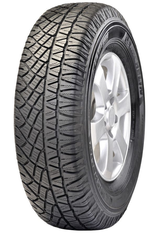 MICHELIN LATITUDE CROSS  / 255 / 60 / R18 / 112H / summer / 201700