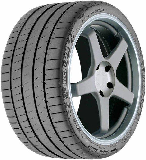 MICHELIN PILOT SUPER SPORT  / 255 / 30 / R19 / 91Y / summer / 201707