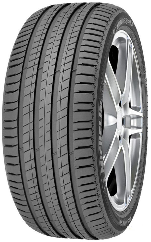 MICHELIN LATITUDE SPORT 3  / 255 / 55 / R17 / 104V / summer / 201719