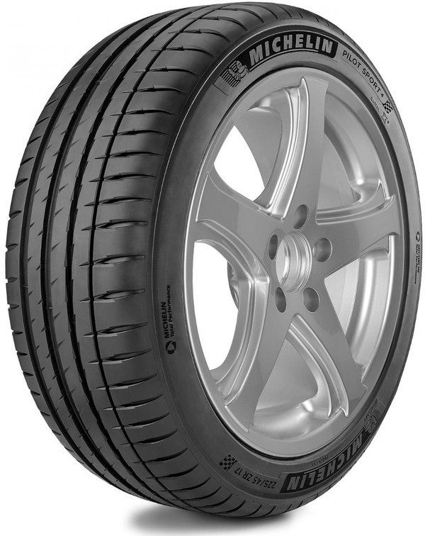 MICHELIN PILOT SPORT 4  / 225 / 55 / R17 / 101Y / summer / 201759