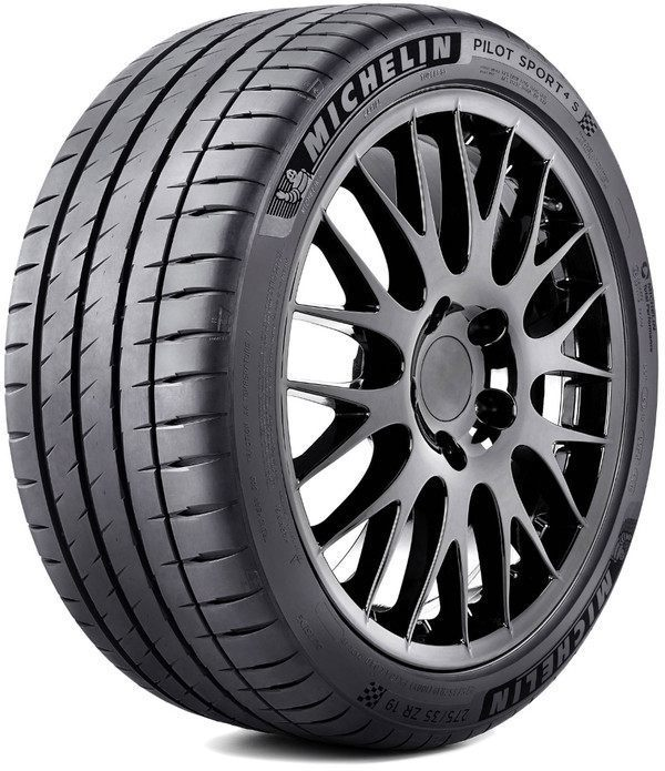 MICHELIN PILOT SPORT 4S  / 245 / 35 / R19 / 93Y / summer / 201809