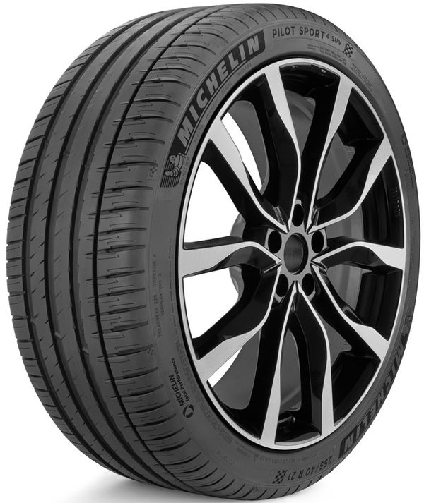MICHELIN PILOT SPORT 4 SUV VOL / 235 / 60 / R18 / 107V / summer / 201895