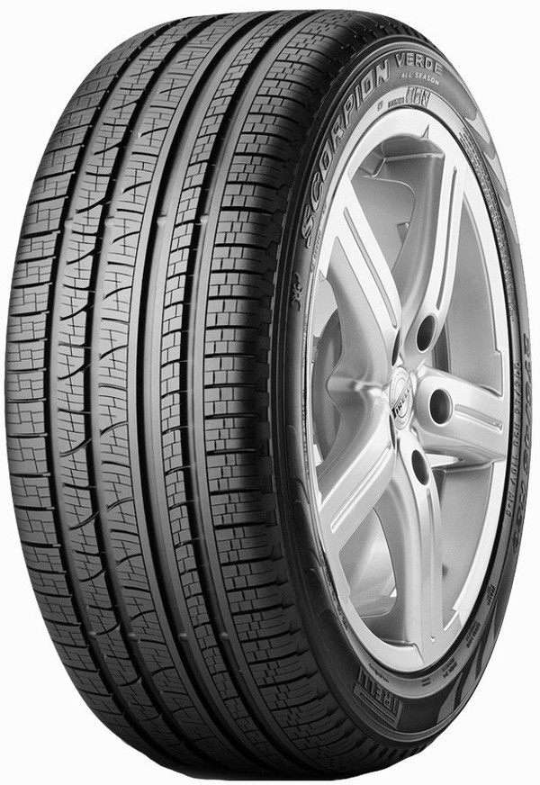 PIRELLI SCORPION VERDE ALL SEASON  / 235 / 50 / R18 / 97V / summer / 201907